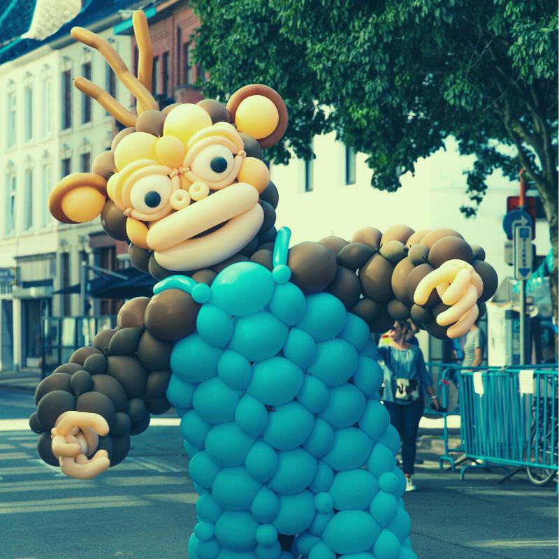 ballonsculpturen