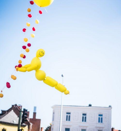 ballon styling