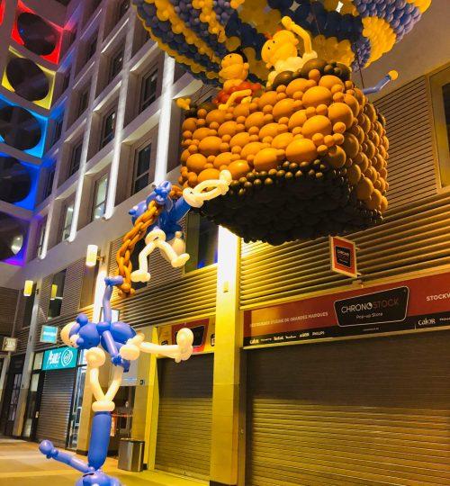 Ballonsculptuur