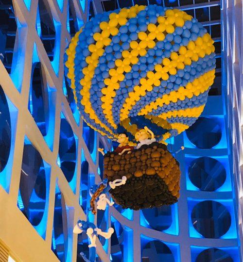 Ballonsculptuur Belgium days